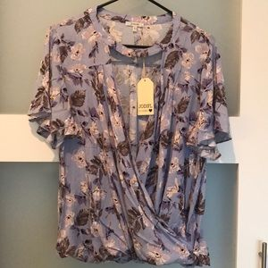 Cute size large top!